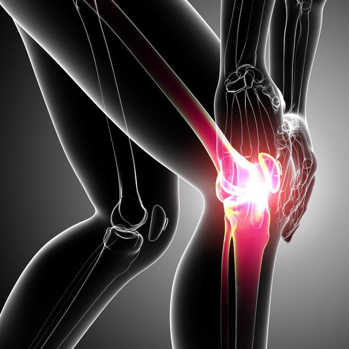 Knieprobleme – und was Sie dagegen tun können